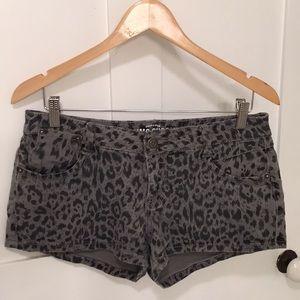 Animal Leopard Print Mossimo Supply Co